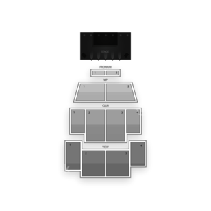 Emerald Queen Casino Seating Chart MMA