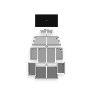 Emerald Queen Casino Seating Chart Concert