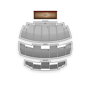 Rabobank Arena Seating Chart Broadway Tickets National