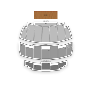 Rabobank Arena Seating Chart Dance Performance Tour