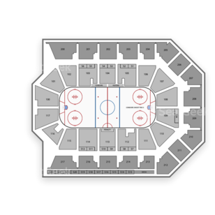 Bakersfield Condors Seating Chart