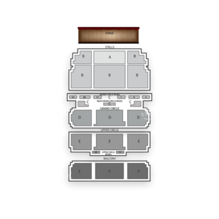 Theatre Royal Drury Lane Seating Chart Broadway Tickets National