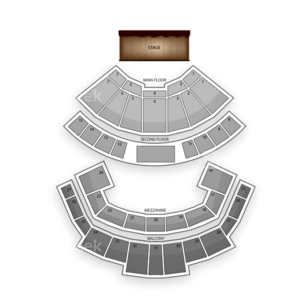 Grand Ole Opry House Seating Chart Theater