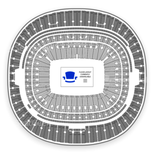 Wembley Stadium Seating Chart Fighting
