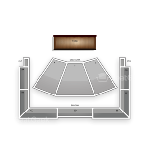 Ruth Finley Person Theater Seating Chart Concert