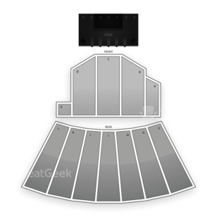 Toledo Zoo Amphitheatre Seating Chart Theater