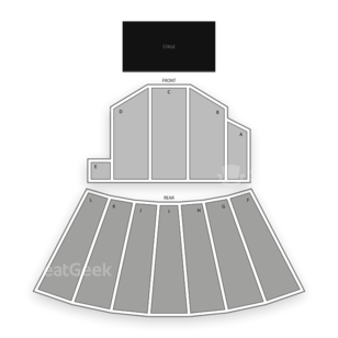 Toledo Zoo Amphitheatre Seating Chart Comedy