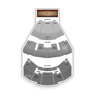 The Mgm Grand At Foxwoods Seating Chart Concert