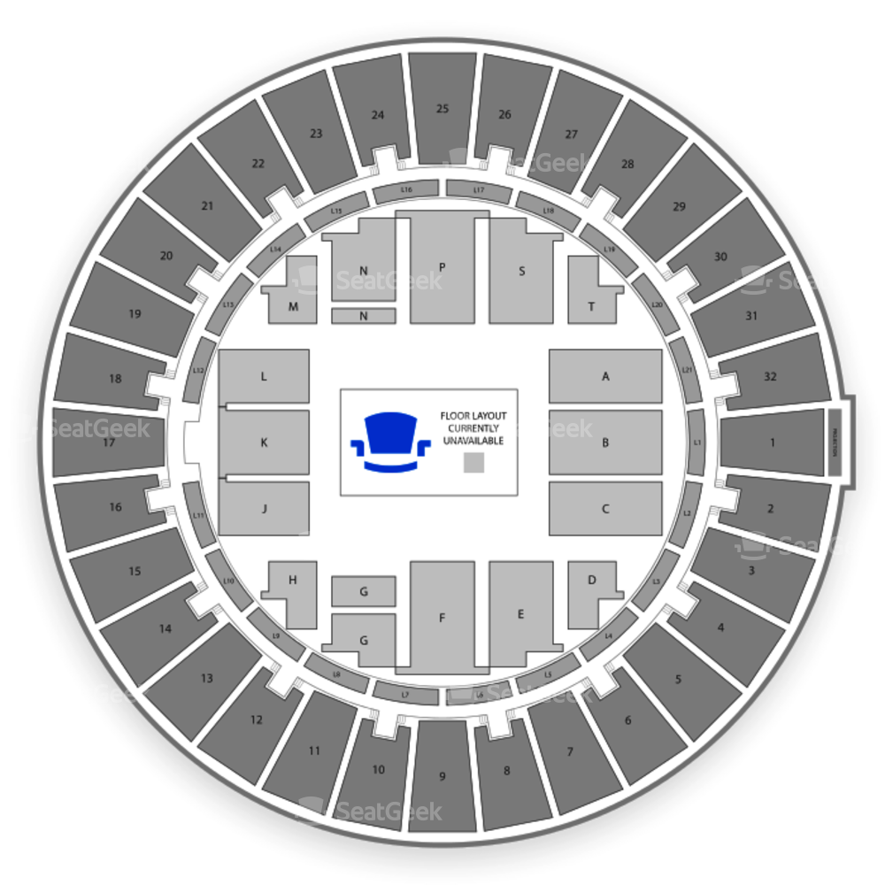 Neal S. Blaisdell Arena Seating Chart Tennis