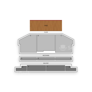 Stiefel Theatre Seating Chart Dance Performance Tour