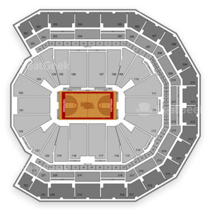 Pinnacle Bank Arena Seating Chart Family