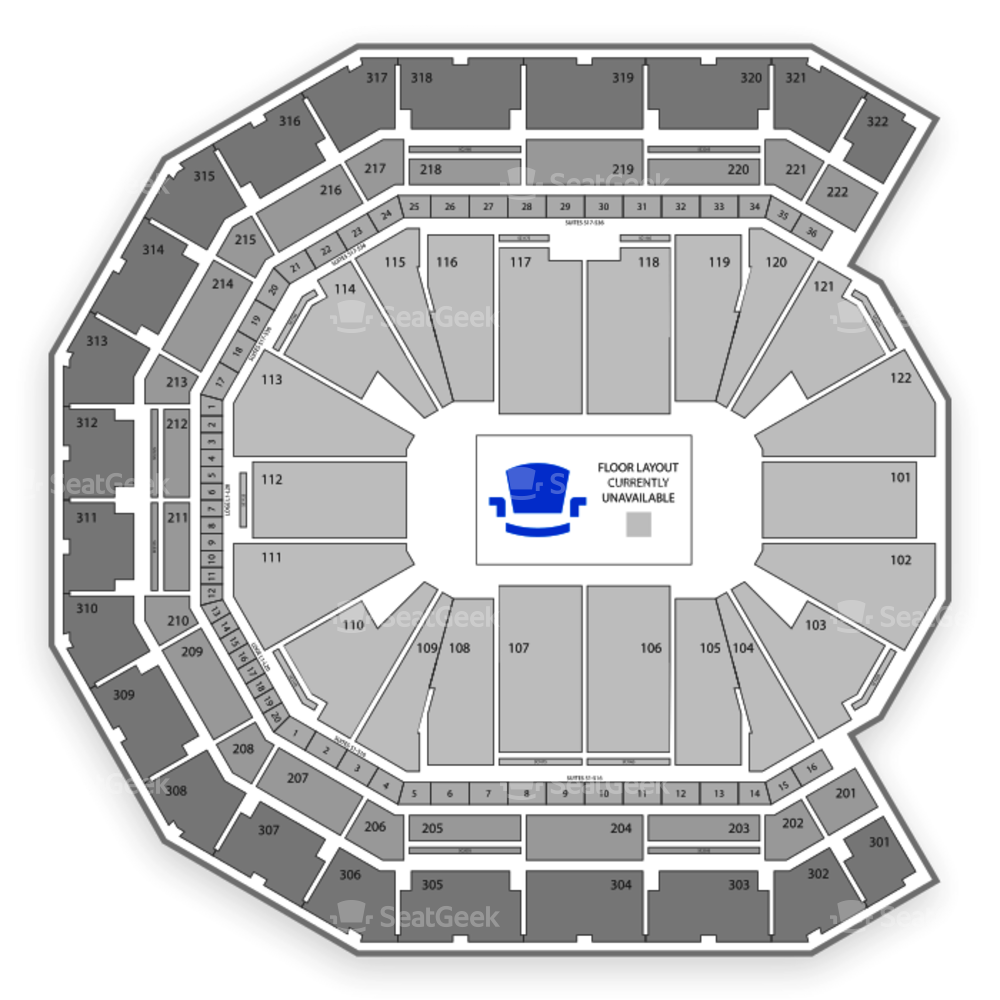 Pinnacle Bank Arena Seating Chart Parking