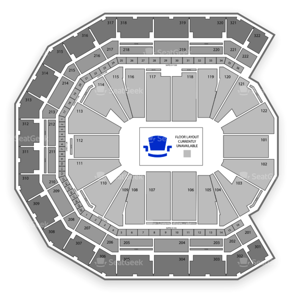 Pinnacle bank arena seating chart interactive seat map seatgeek