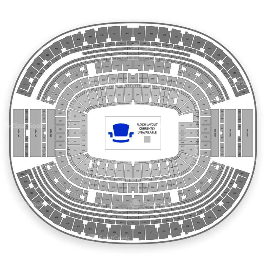 dc united interactive seating chart: At t stadium seating chart interactive seat map seatgeek