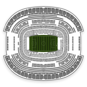 AT&T Stadium Seating Chart International Soccer