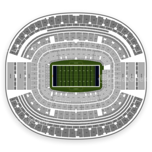 Dallas Cowboys Seating Chart