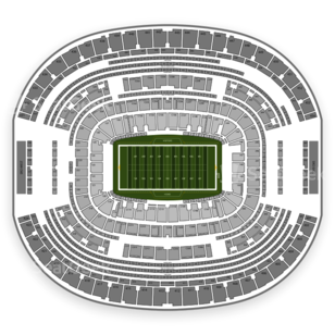 AT&T Stadium Seating Chart Football