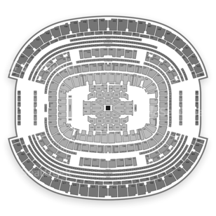 AT&T Stadium Seating Chart Boxing