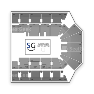 American Bank Center Seating Chart Wrestling