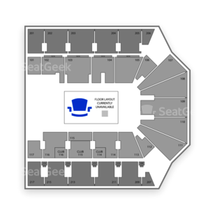 American Bank Center Seating Chart Theater