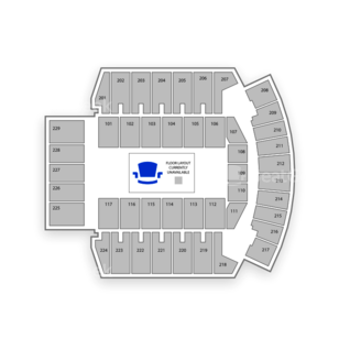 Bismarck Civic Center Seating Chart Dance Performance Tour