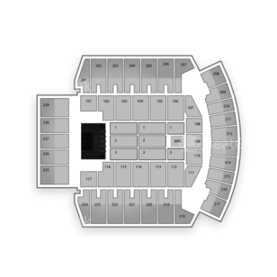 Bismarck Civic Center Seating Chart Concert