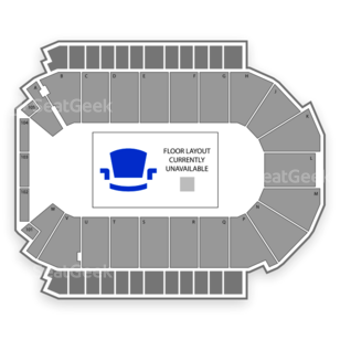 Budweiser Events Center Seating Chart MMA