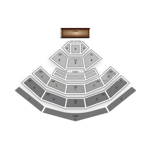 Sleep Train Amphitheatre Seating Chart Concert