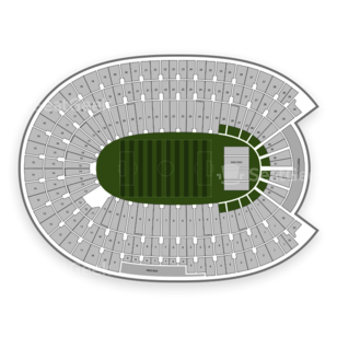 One Nation Under Soccer USA Seating Chart