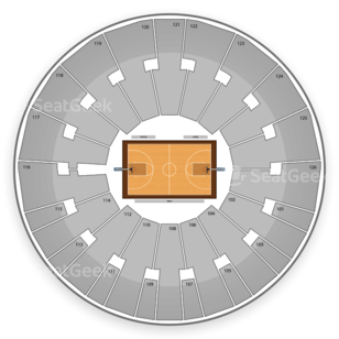 Charles Koch Arena Seating Chart Concert