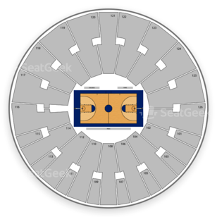 Wichita State Shockers Womens Basketball Seating Chart