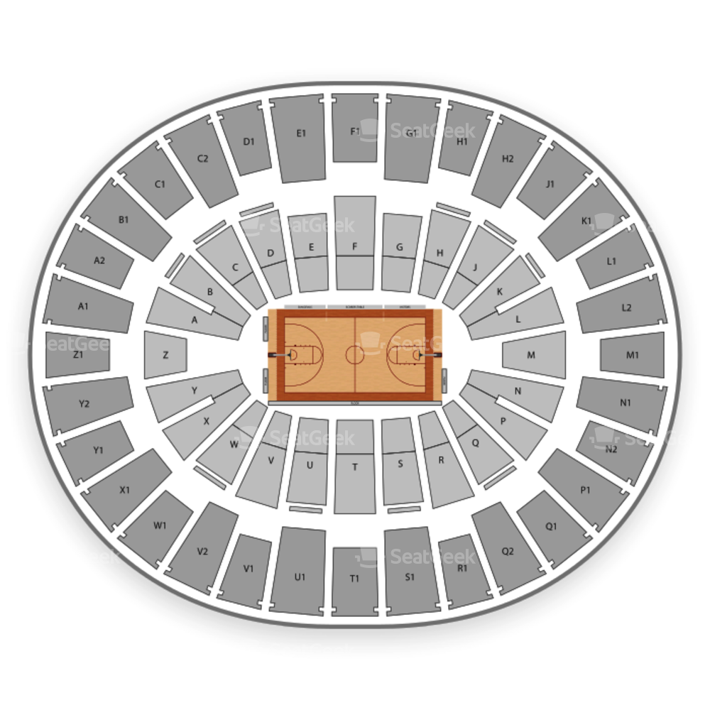 Wells-Fargo Arena Seating Chart Sports
