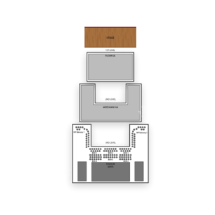 House of Blues Boston Seating Chart Comedy