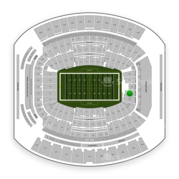Jacksonville Jaguars at TIAA Bank Field Section 149 View