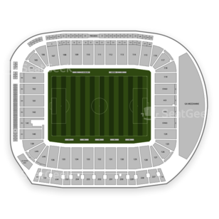 Dignity Health Sports Park Section 112 Seat Views | SeatGeek