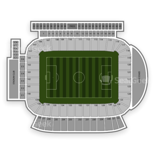 Los Angeles Galaxy II Seating Chart