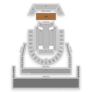 Meyerson Symphony Center Seating Chart Theater