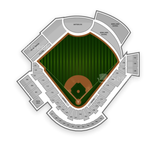 Albuquerque Isotopes Seating Chart