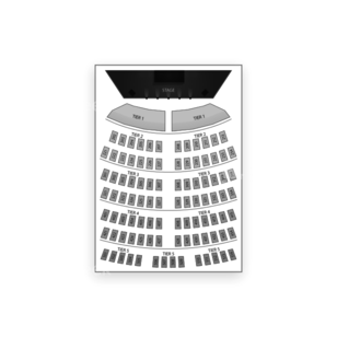 City National Grove of Anaheim Seating Chart Theater