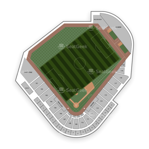 Portland Timbers 2 at Reno 1868 FC, August concerts Tickets