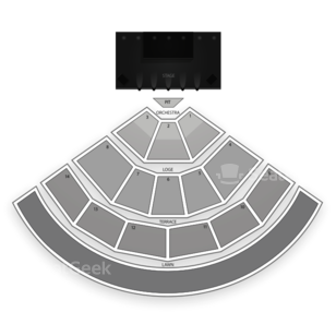 Verizon Wireless Amphitheater - CA Seating Chart Concert