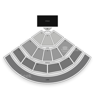 Irvine Meadows Amphitheatre Seating Chart Family