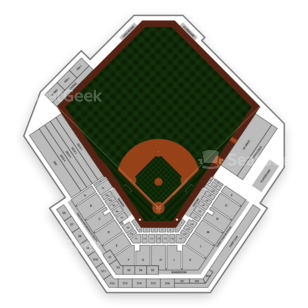 Cheney Stadium Seating Chart MLB