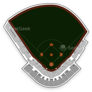 Disch Falk Field Seating Chart Concert