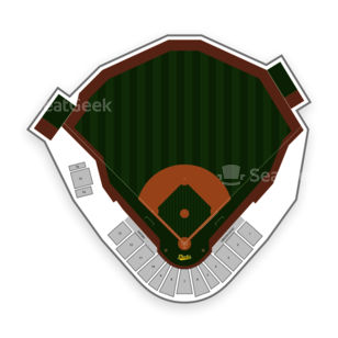 PK Park Seating Chart NCAA Football