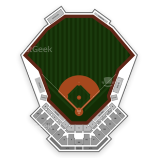 Reckling Park Seating Chart NCAA Baseball