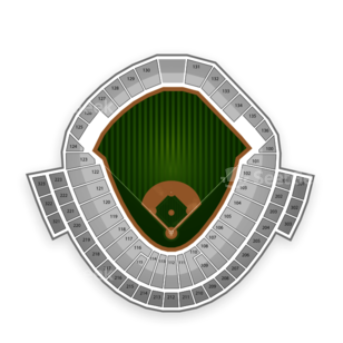 TD Ameritrade Park Seating Chart NCAA Baseball