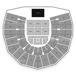 Forest Hills Stadium Seating Chart Concert