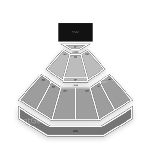 Gexa Energy Pavilion Seating Chart Comedy