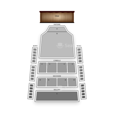 Place des Arts seating chart Michael Bolton